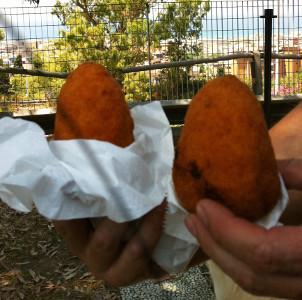 street food siciliano