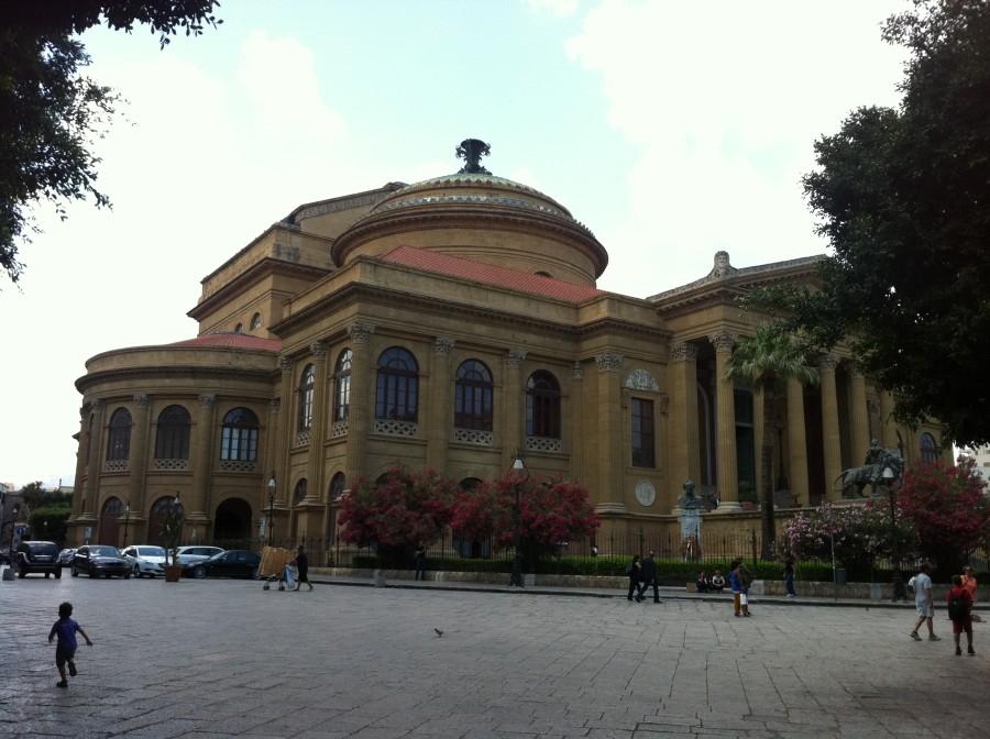 Palermo (prima puntata)