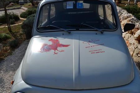 Trulli Gallo Rosso