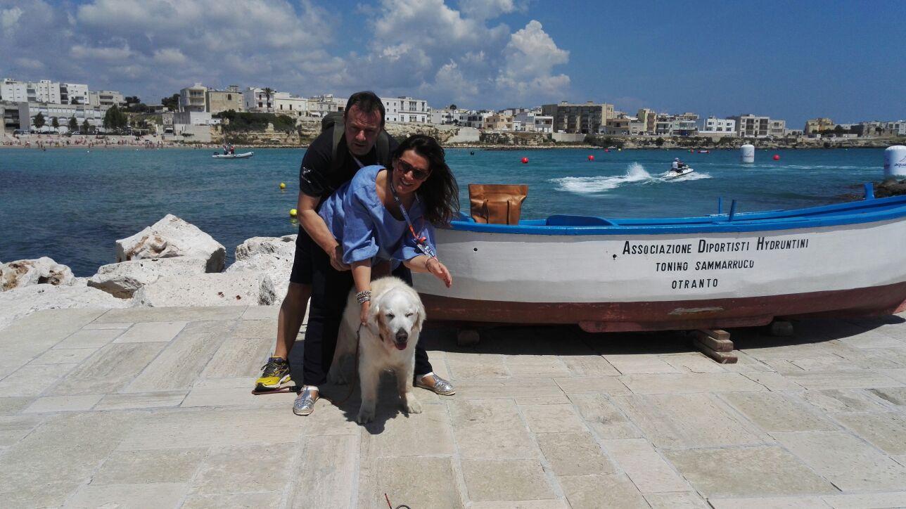 Noi a Otranto