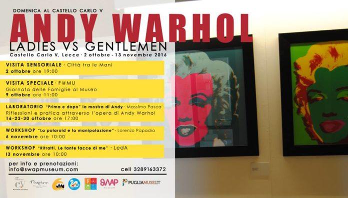 Mostra Andy Warhol