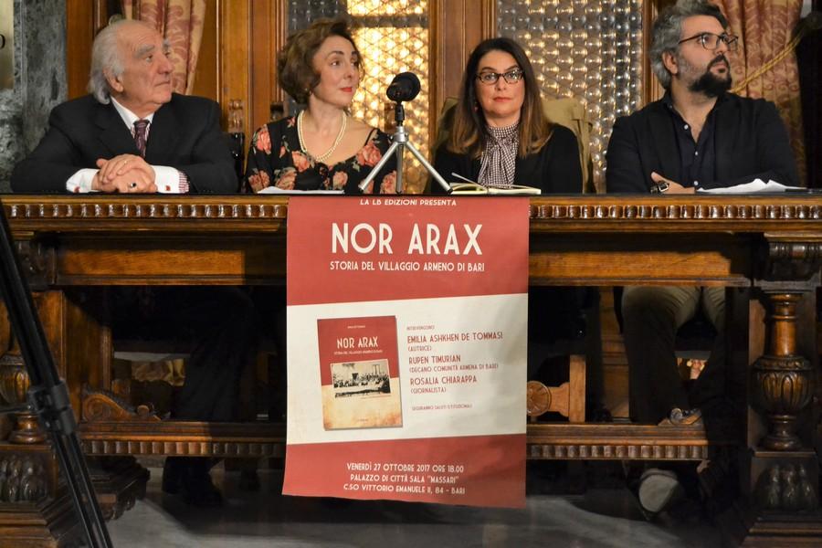 Nor Arax