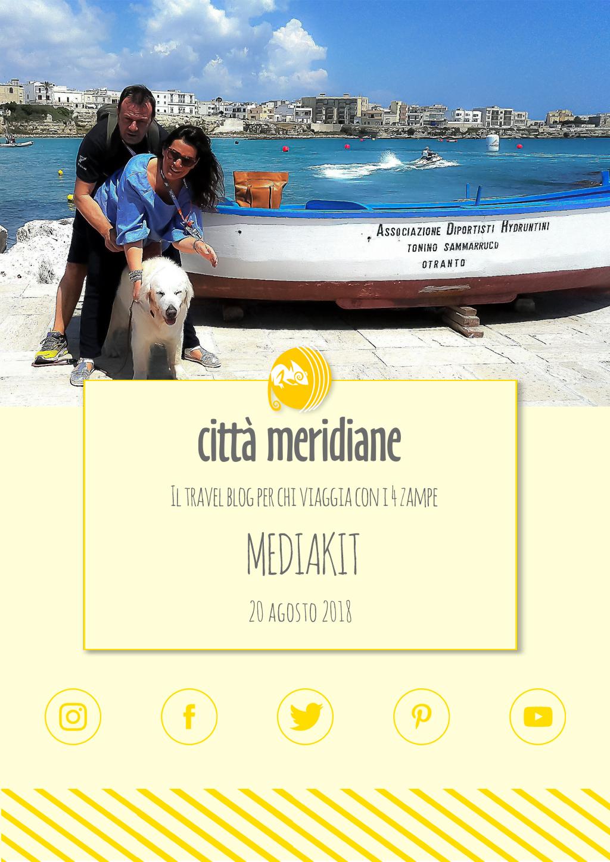 Mediakit Città Meridiane Agosto 2018