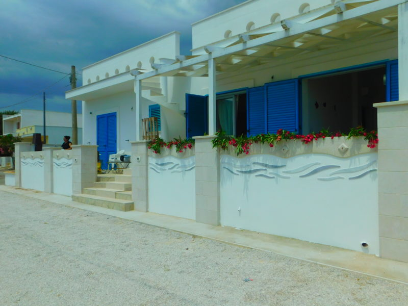 La Maison Blue