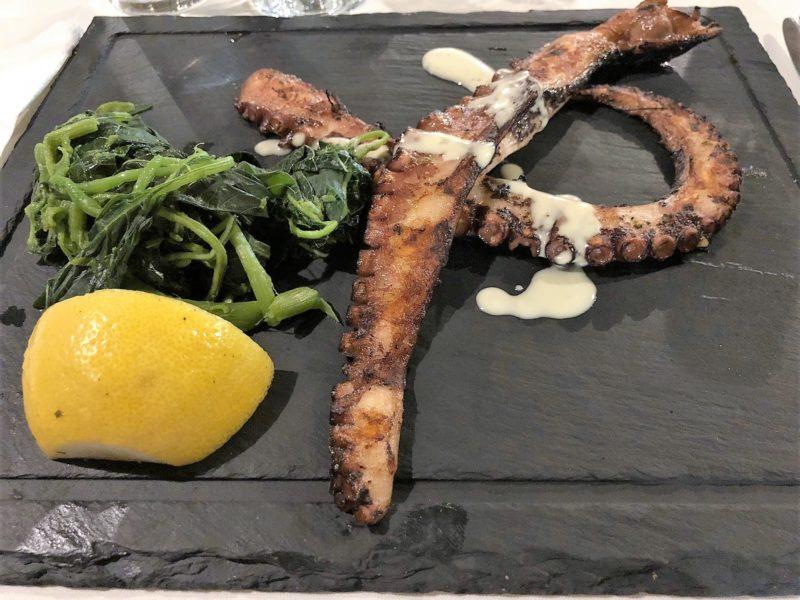 cibo greco