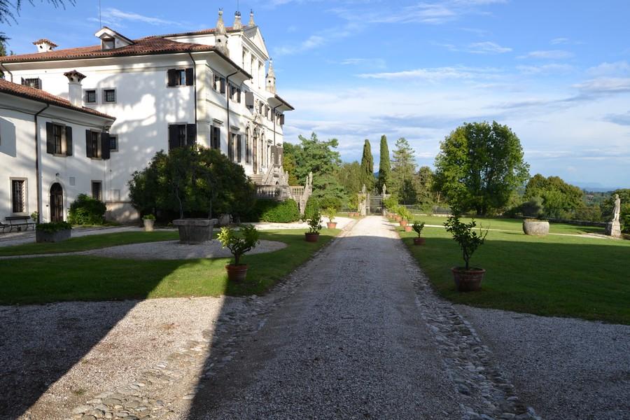 Villa Gallici Deciani
