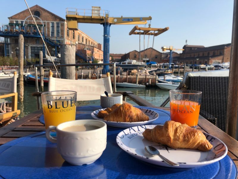 boat and breakfast