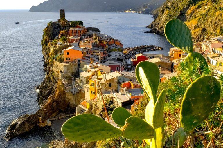 Voglia d'Italia 4: la Liguria e le Cinque Terre